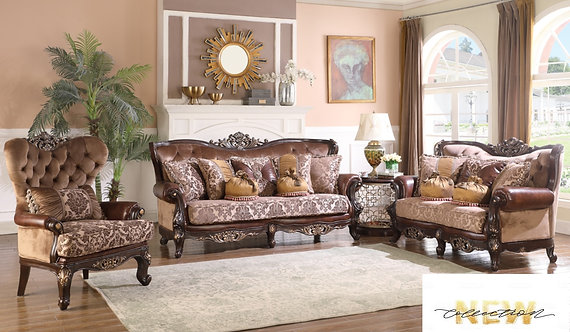 Phoenix Sofa, Loveseat & Chair