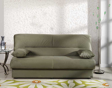 Regata Rainbow Sage Convertible Sofa Bed by Sunset