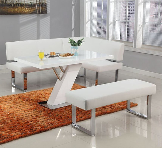 LINDEN 3 PC DINING SET BY CHINTALY