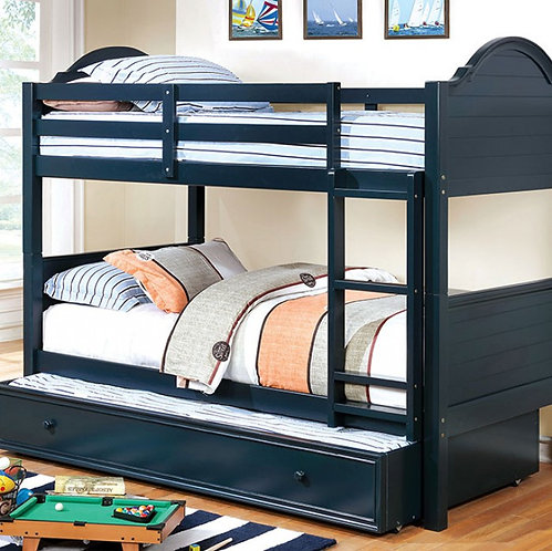 DENISE TWIN/TWIN BUNK BED by FOA