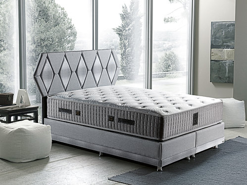 Caplin Storage Bed