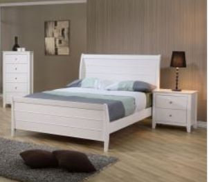 SELENA YOUTH FULL SIZE BED