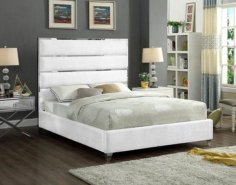 ZUMA VELVET BED
