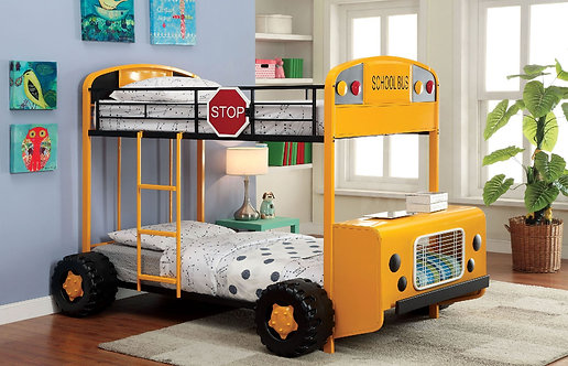 FIELD TRIPPER II TWIN/TWIN BUNK BED