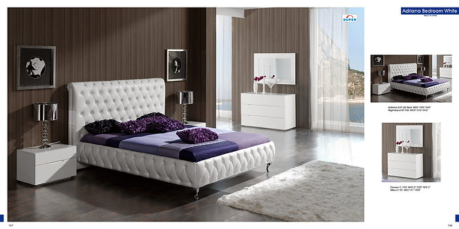 Adriana Bed by ESF