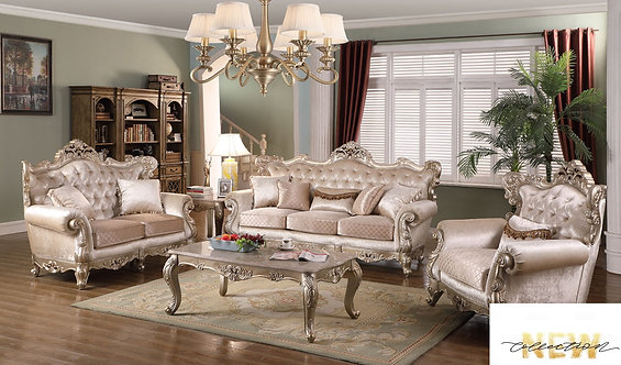 Emily Sofa, Loveseat & Chair
