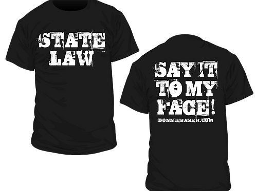 State Law T-Shirt