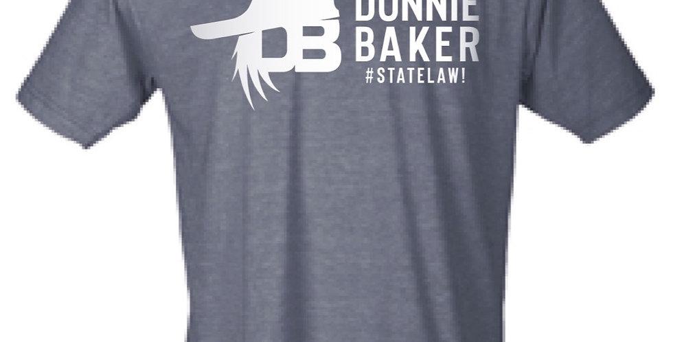 Donnie Baker Logo T