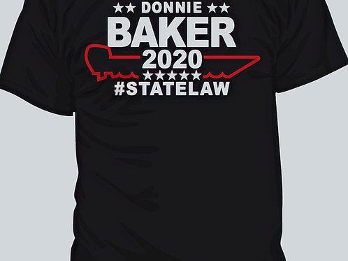 Donnie Baker for President!