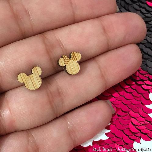 Brinco Mickey e Minnie
