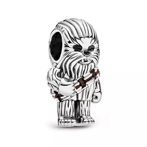 Berloque Chewbacca  Star Wars - Banhado