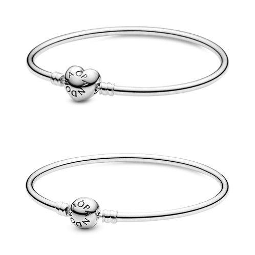 Bracelete Rígido - Banhado a Prata