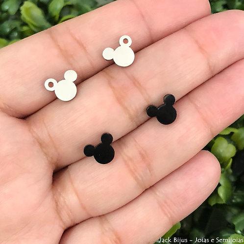 Brinco Mickey - Aço