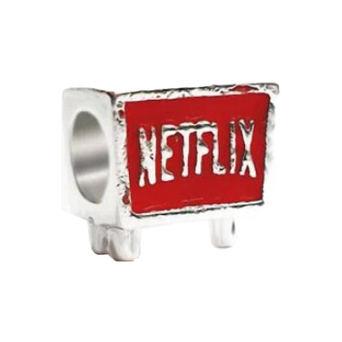 Berloque Netflix - Banhado