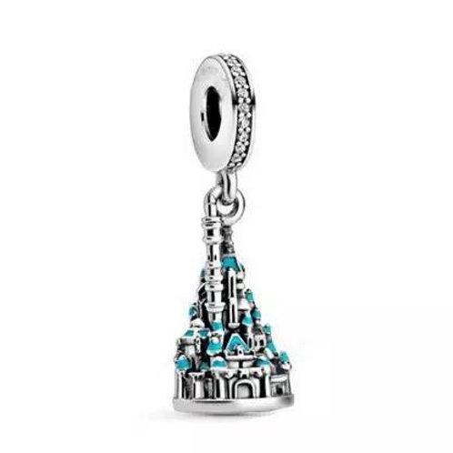 Berloque Castelo Disney