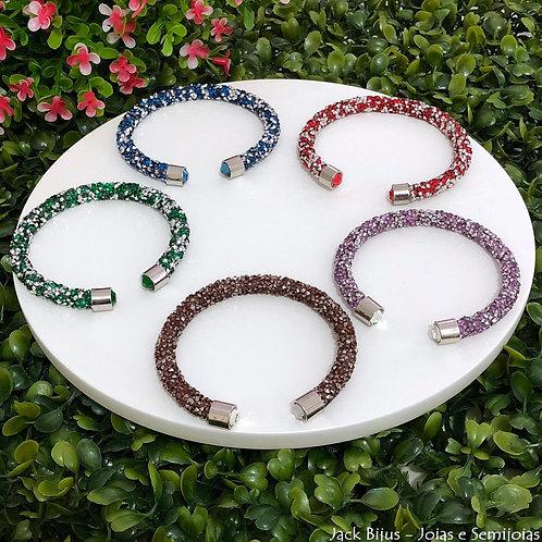 Bracelete InspiredSwarovski Crystaldust