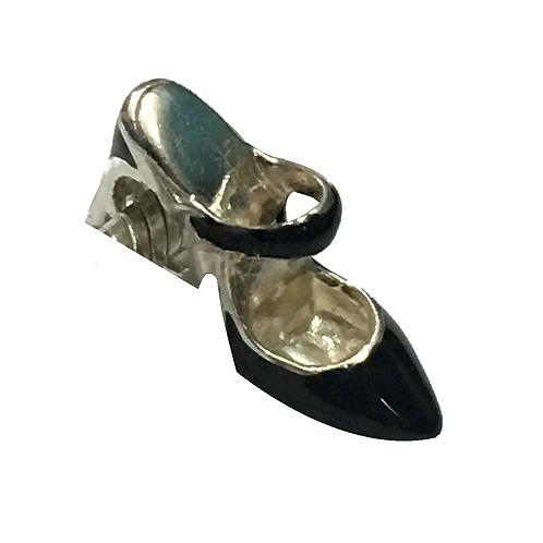Berloque Sapato Preto II