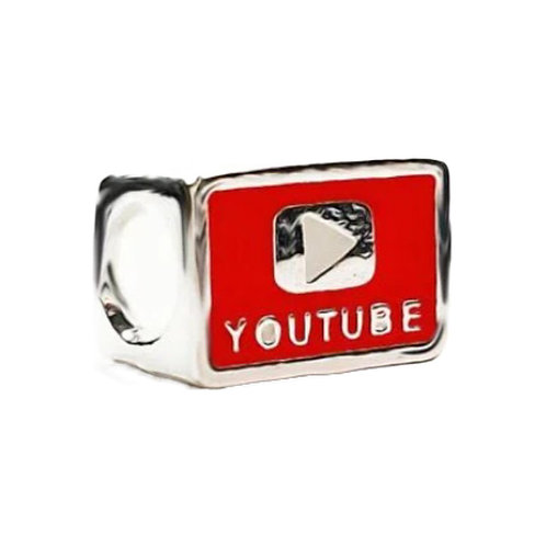Berloque Youtube - Banhado
