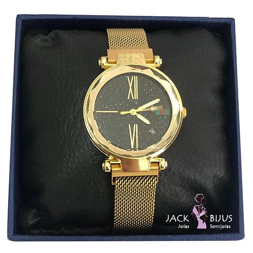 Relógio Inspired GG - Dourado