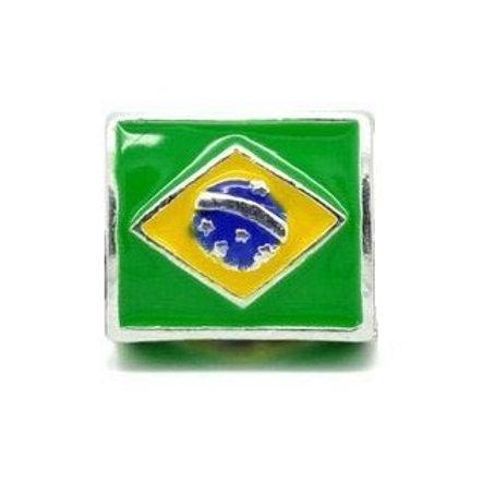 Berloque Bandeira do Brasil