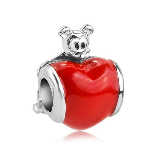 Berloque Abraço do Mickey - Banhado
