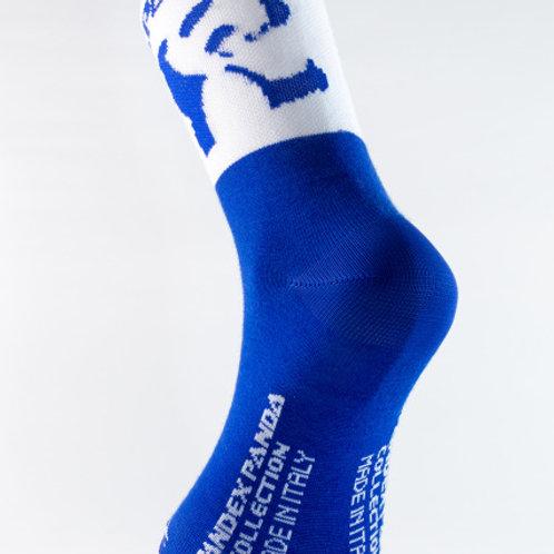 Azzurro Merino Socks