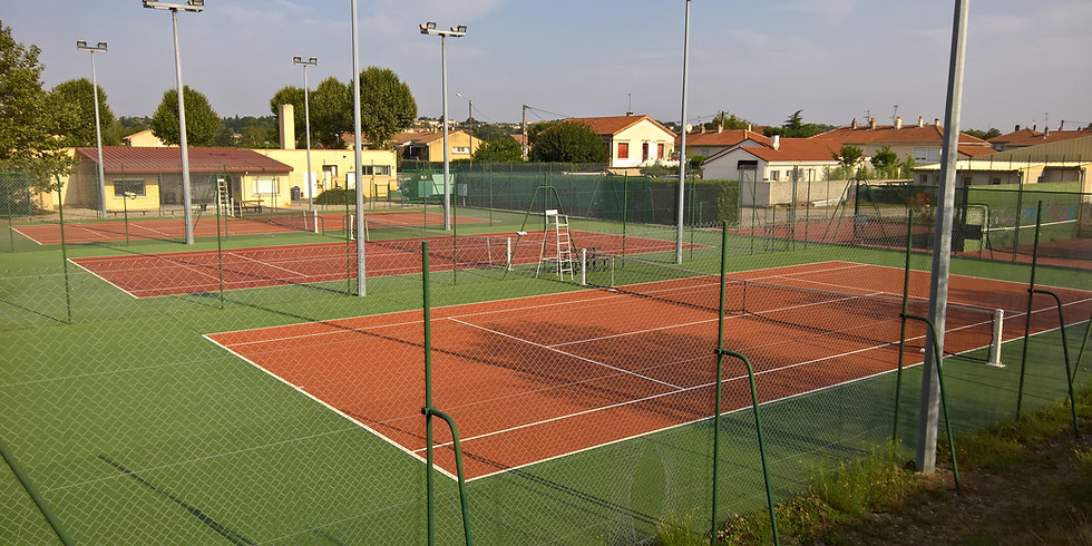 STAGES TENNIS ADULTES