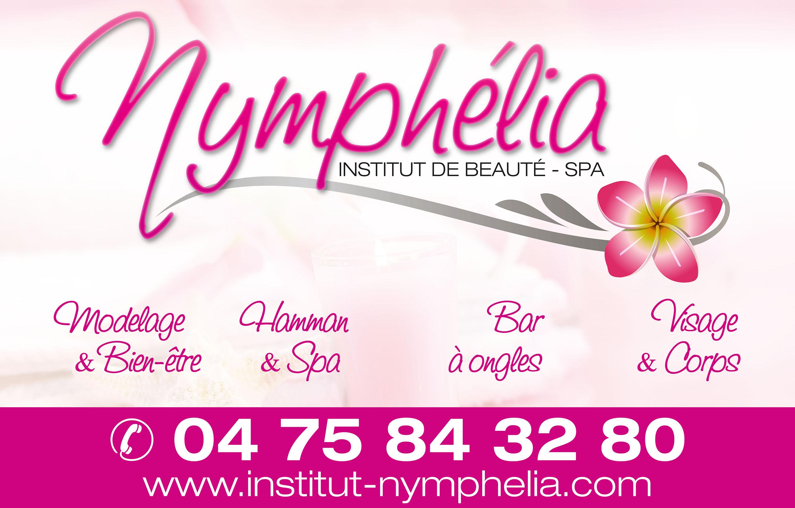 NYMPHELIA 47x30cm