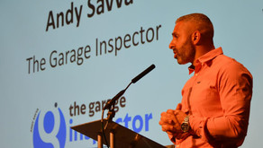 Showtime for the Garage Inspector!