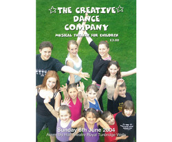 2004 The Best of Creative Dance Company Assembly Halls theatre