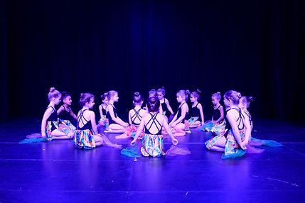Zenzero Performing Arts School performs