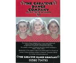 2000 Creative Dance Show