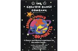 2005 Creative dance Show Tunbridge Wells