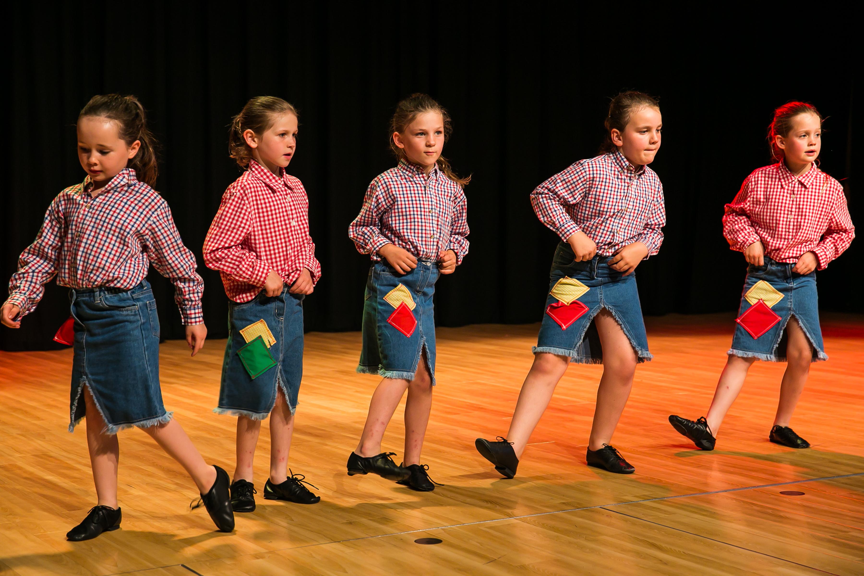 Dancing Through The Decades - Cotton Eye