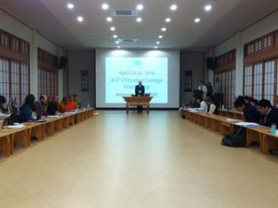A-Z workshop Korea
