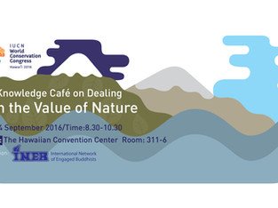 The Knowledge Café on Dealingwith the Value of Nature