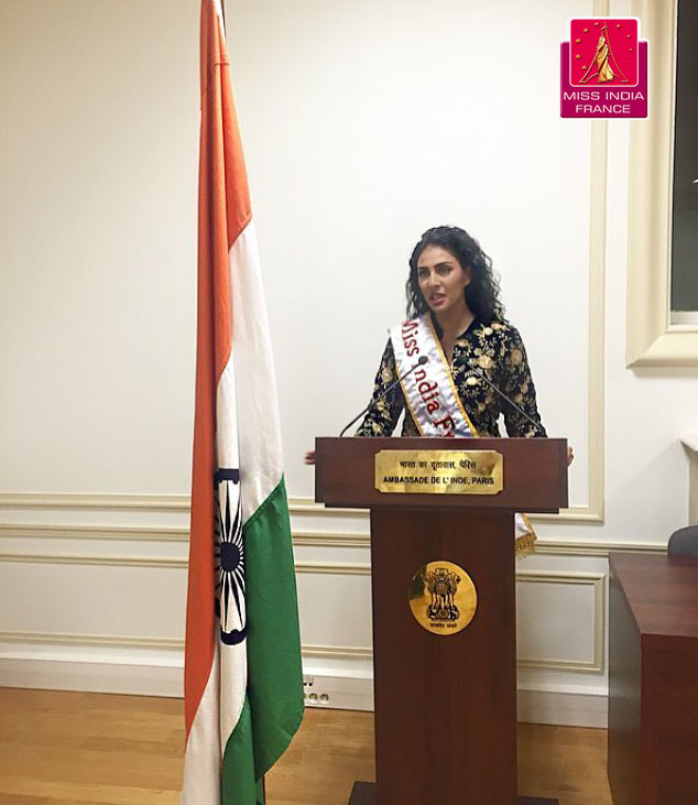 Miss India France 2016 ambassadrice de la culture indienne