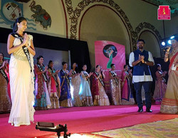 Miss India France 2016 participation au Miss Worldwide