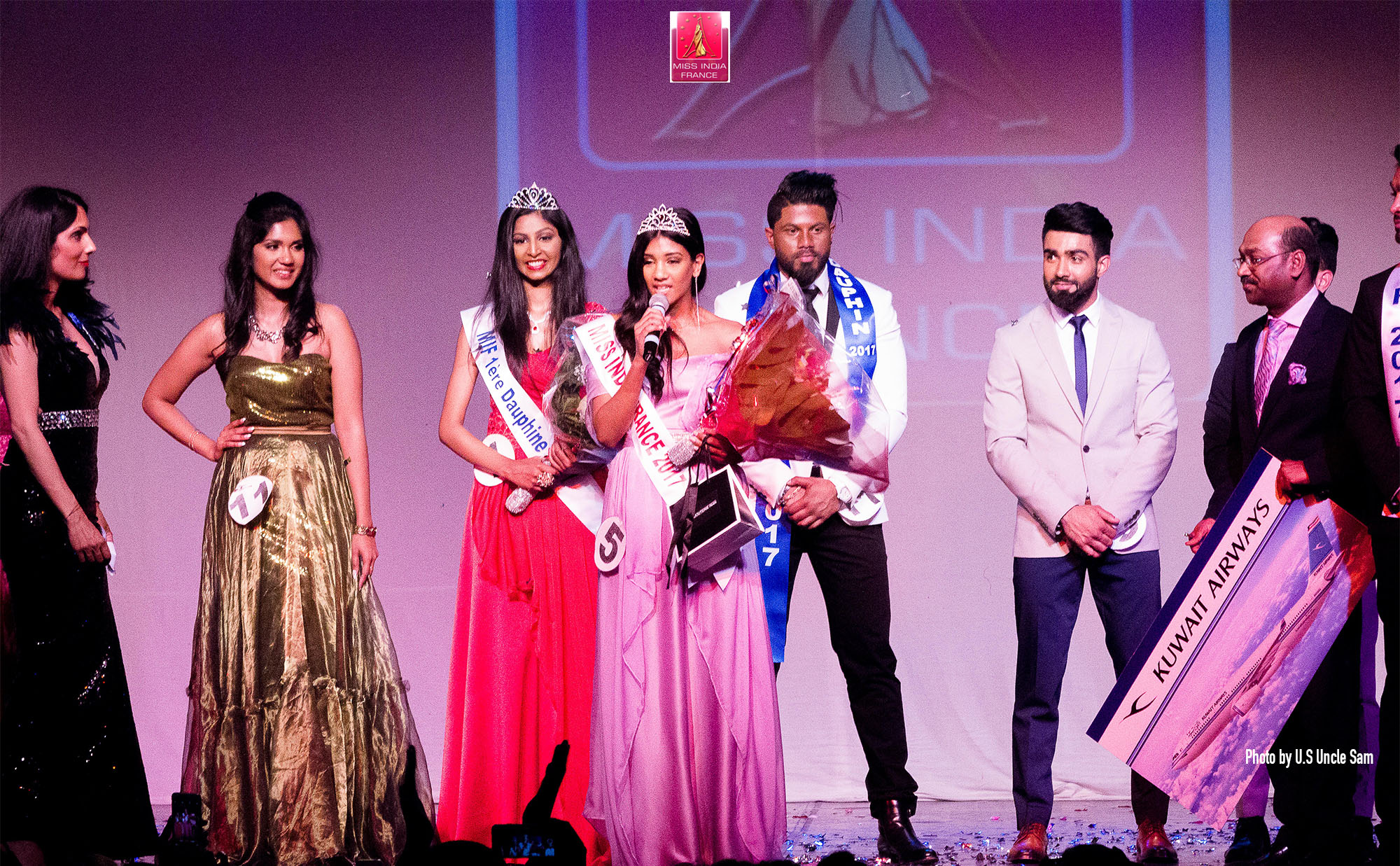 Miss India France 2017