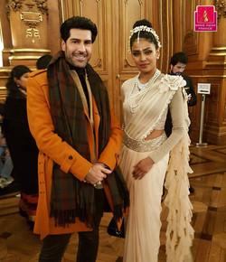 Miss India France 2016 Diwali