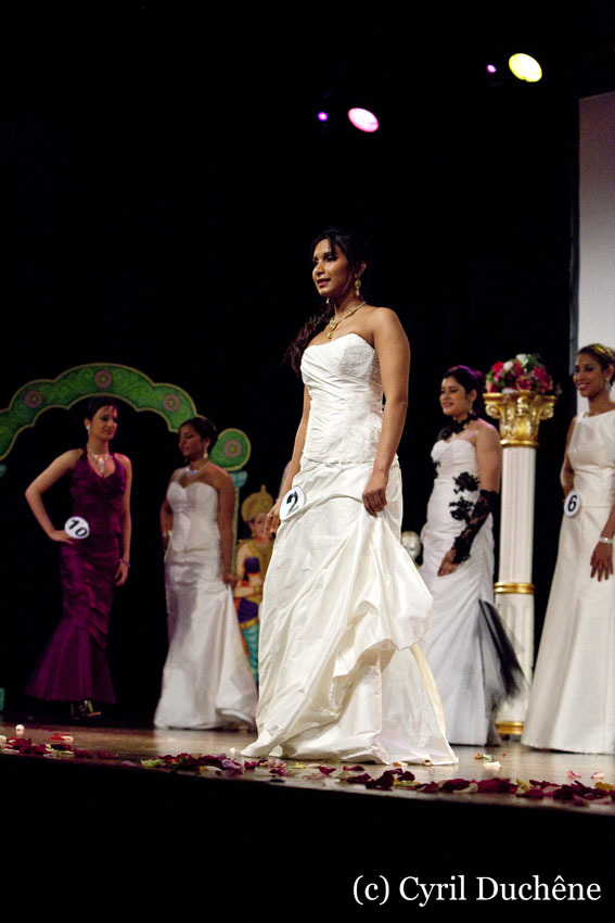 Défilé Miss India France