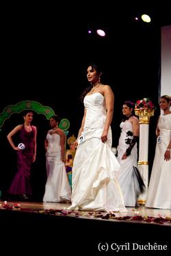 Défilé Miss India France