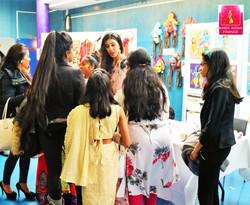Promotion et rencontre future Miss India France
