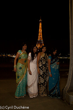 Shooting Miss India France