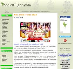 Inde en ligne
