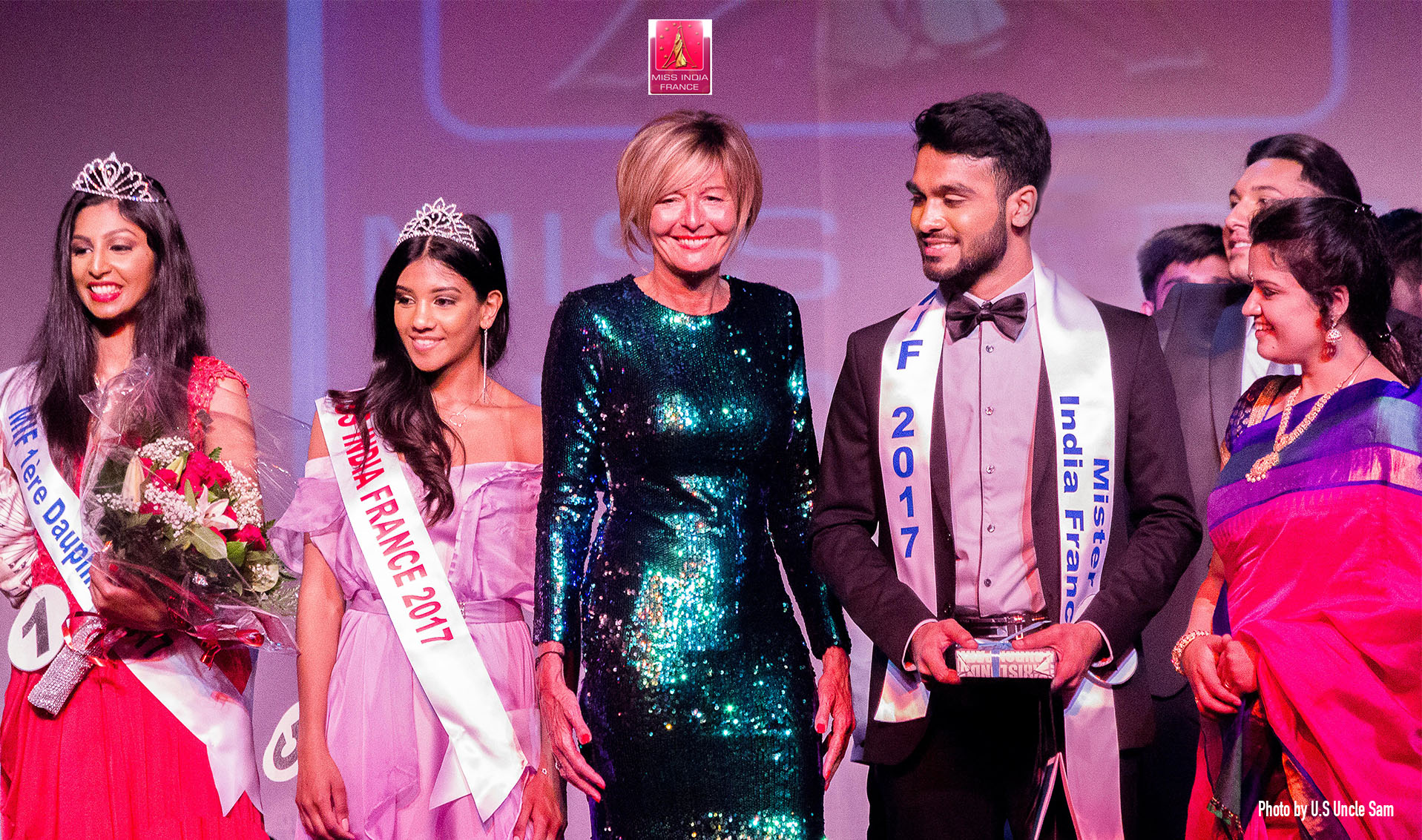 Miss & Mister India France 2017