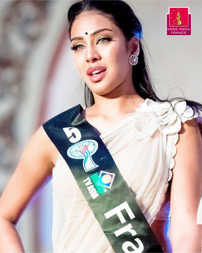 Miss India France 2016