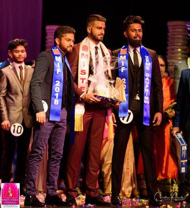 Miss & Mister India France 2018