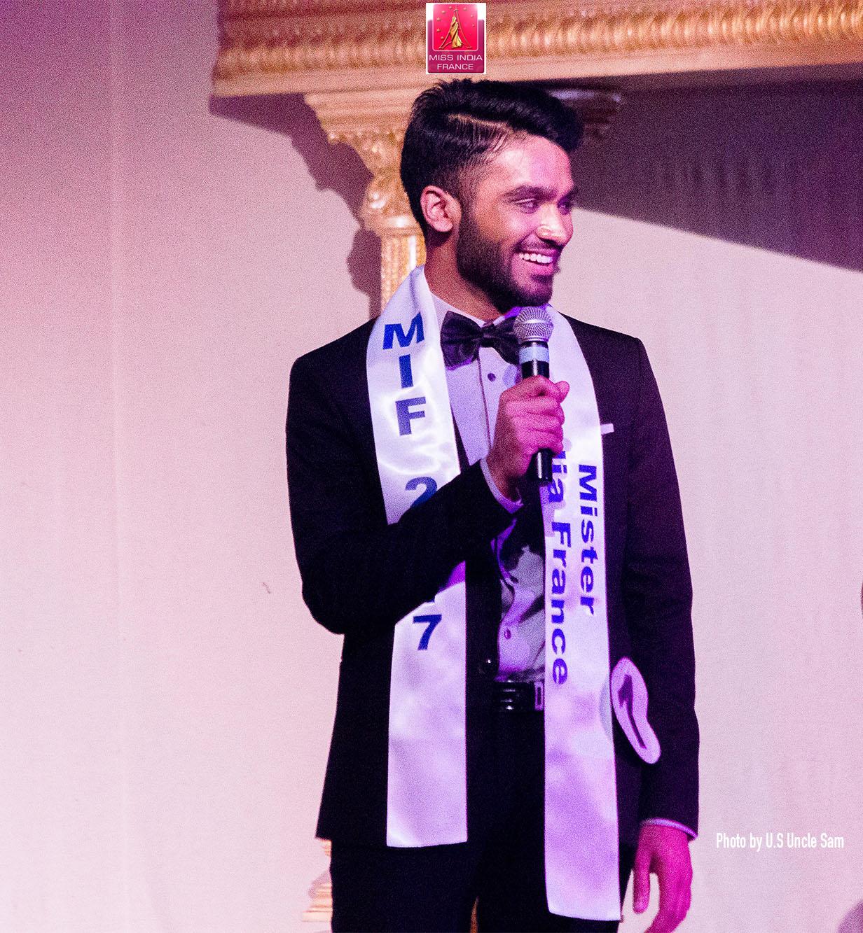 Mister India France 2017