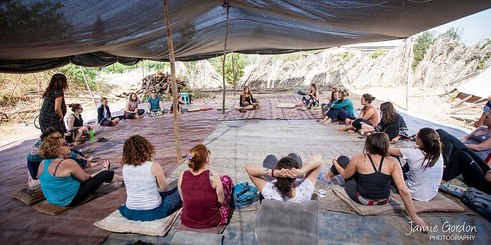 Goddess Circle & Women's Yoga